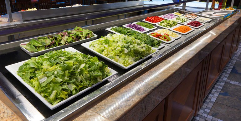 Salad Bars For Commercial Foodservice Benefits And Setup