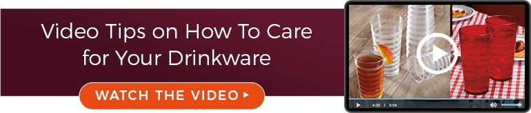 Drinkware Care and Maintenance Video