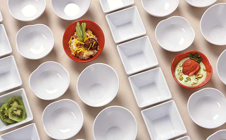 Creative Plating Ideas: Small Plate Catering