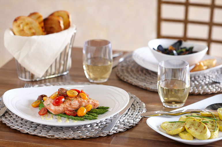 Which of Your Foodservice Clients May Not Benefit from Melamine Dinnerware