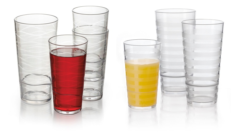 PC vs SAN Plastic Tumblers: What's the Difference?
