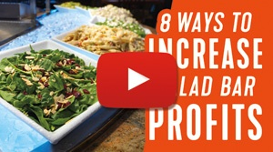 8 Tips for a Profitable Salad Bar