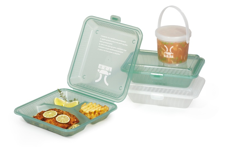 Customization Options for Eco-Takeouts® Reusable To-Go Containers