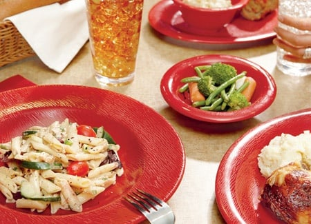 Melamine Dinnerware Finishes: Cost and Benefits Comparison