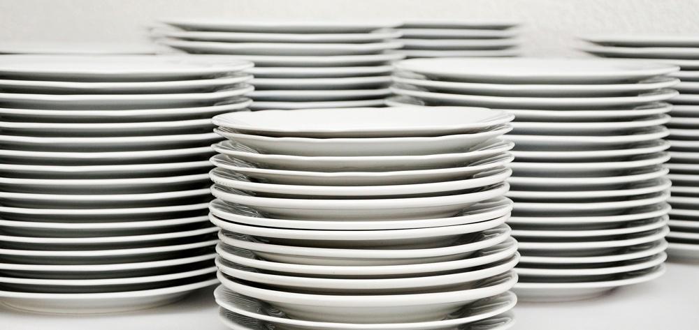 Average Replacement Cost of Melamine Dinnerware for Restaurants