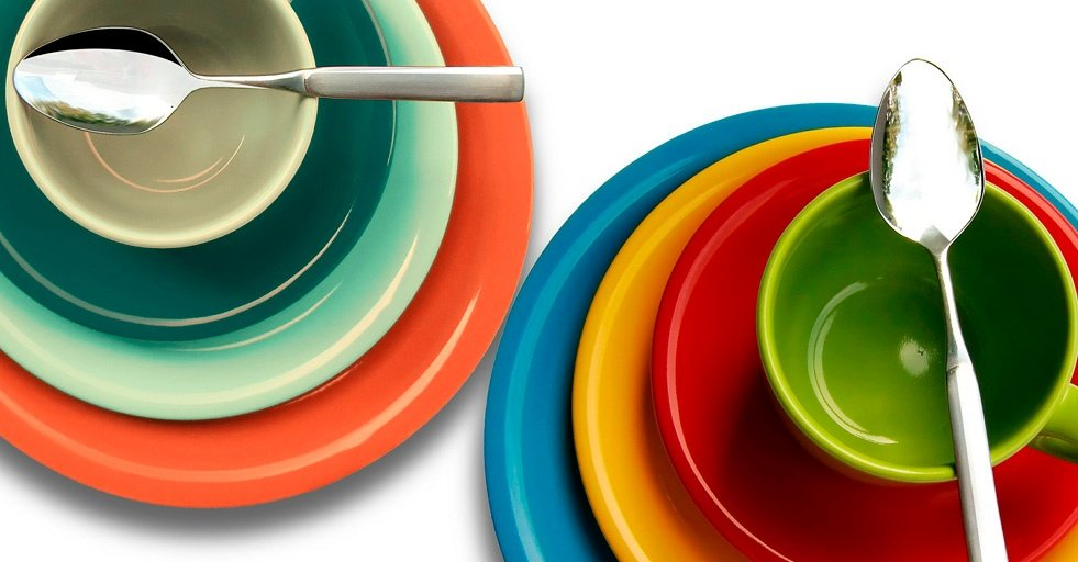 Replacement Rate for Commercial Dinnerware:China vs. Melamine
